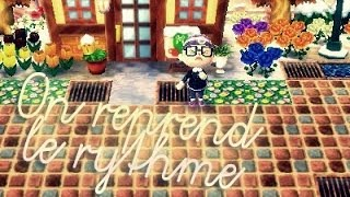 animal crossing new leaf reprise du rythme
