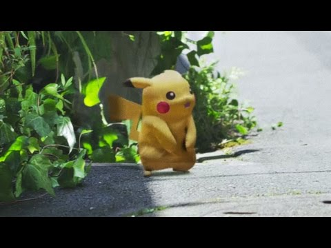 Pokémon Go Might Actually Make Us Go Outside - Up At Noon