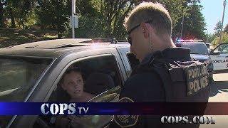 Blank Key, Officer Michael Roberts, COPS TV SHOW
