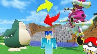 SUSCRIPTOR ME ROBA POKEMON LEGENDARIO PODEROSO 😱 | PIXELMON KANTO MINECRAFT POKEMON MOD 1.12.2