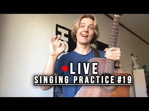 Oasis cover with guitar 🎸 [Live Singing Practice #19🎤]
