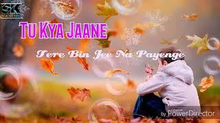 Download Lagu Tu Kya Jaane Full Song Sahir Ali bagga Balu Mahi MP3
