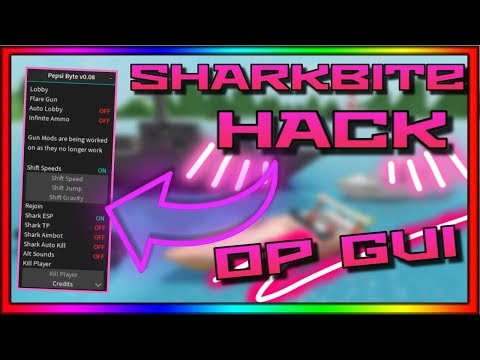 [OP + NEW] ROBLOX | Sharkbite Hack / Script | Shark Auto-Kill | Infinite Coins Farm | *OP*