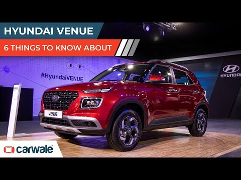 Hyundai Venue | 6 Things To Know About This Compact SUV | CarWale
