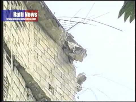 "HAITI TRAGEDY  SCHOOL COLLAPSE ""LA PROMESSE"" PART # 2"