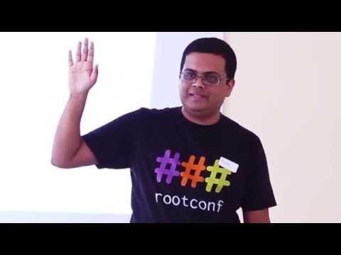 Kiran Jonnalgadda - Sutainable Geek Community Building - Arduino Day'14 Bangalore,India