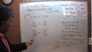 TEAS V, Math Day 7, p59, p60, Multiply Divide Decimals, Online Nursing Test Prep Tutor GRE GMAT SAT