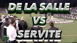 De La Salle (CA) v Servite (CA) : UTR HighlightMix 2014