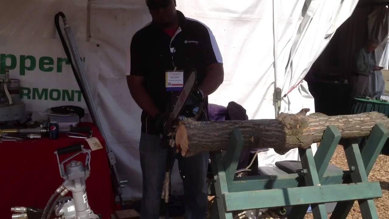Hydraulic Chainsaw