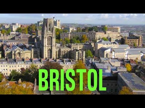 Places To Live In The UK - City Of BRISTOL     England BS1