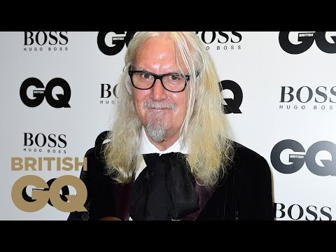 Billy Connolly has a Message for Amy Schumer | Men of the Year Awards 2016 | British GQ