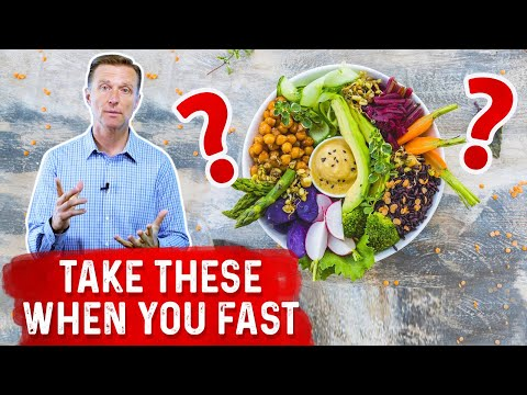 Key Nutrients and Herbs for Fasting