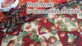 Patchwork Ao Vivo: meshwork