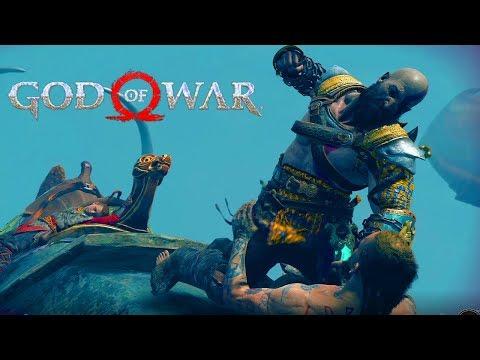 """Ω GOD OF WAR """"Round 2"""" #20 Legendado e dublado em PT BR NO PS4 PRO"""