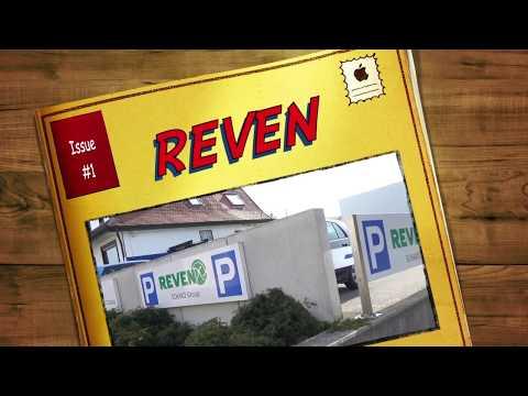 Assista: Conheça a estrutura da fabrica Reven