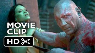 Guardians of the Galaxy Movie CLIP - Drax (2014) - Chris Pratt Movie HD