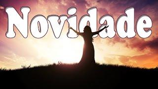 NOVIDADE - Sarah Farias - Letra