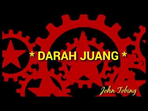 Darah juang - John Tobing