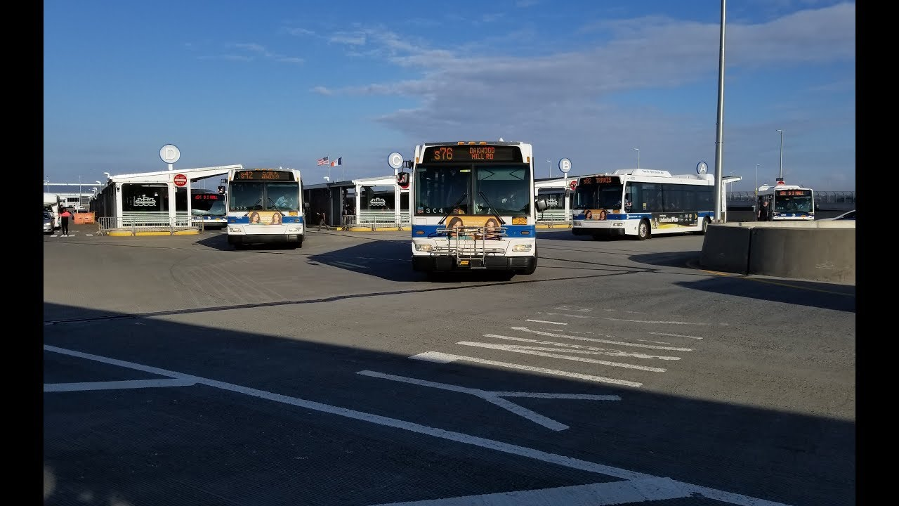 S44 Bus Time >> Mta Nyc Bus Tons Of Bus Action St George Ferry Terminal Youtube