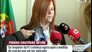 Paulo Pereira Cristóvão e dirigente da Juve Leo ficam em prisão preventiva