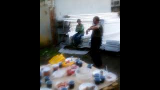 Грязные танцы старой сиповки