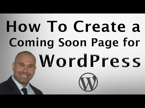 How to Create a Coming Soon Page in WordPress 😀 WP Maintenance Mode