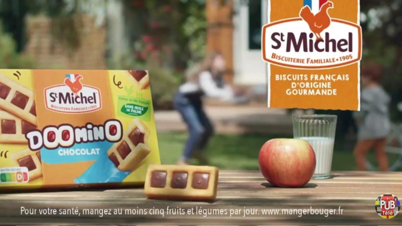 """Musique de la pub Doomino chocolat St Michel """"le goûter comme vous l'imaginez""""  2021"""