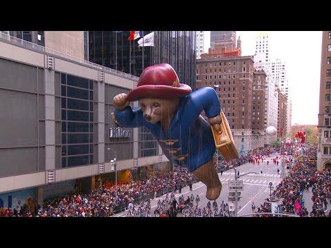 Thanksgiving Day Parade highlights