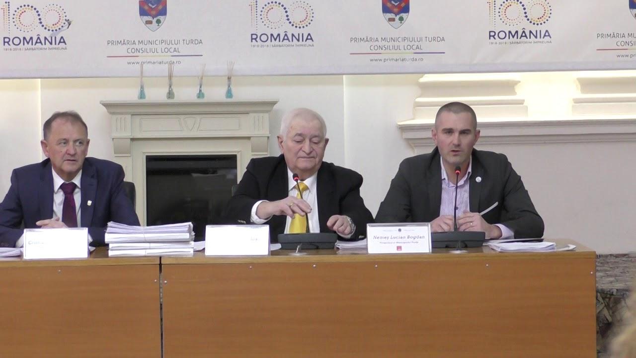 Viceprimarul Lucian Nemeș mulțumește celor care s-au implicat în campania umanitară (27.02.2020)