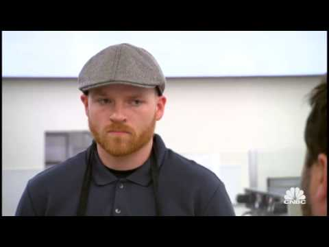 R&D Wake Up Call - Chef Andrew Hunter - CNBC Restaurant Startup