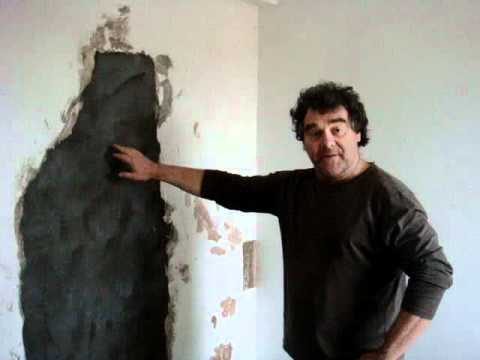 Amazing Repairing A Damp Wall.MPG