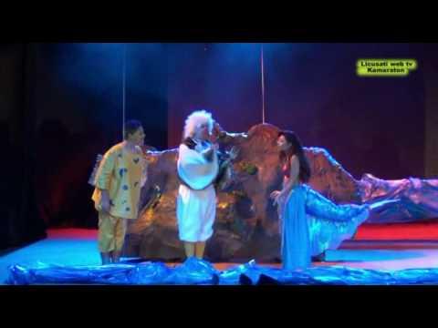 Musical '' In FONDO al MAR '' Camerota Capoluogo 17 Agosto 2016