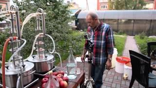 видео самогонный аппарат