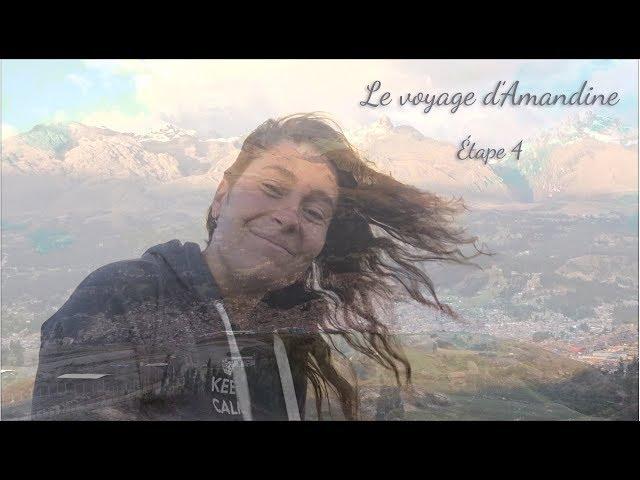 Le voyage d'Amandine - Étape 4