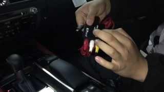 Lexus CY13 Multimedia System - A/V Input