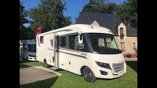 Camping-car de LUXE Rapido Distinction I 86 // New 2019