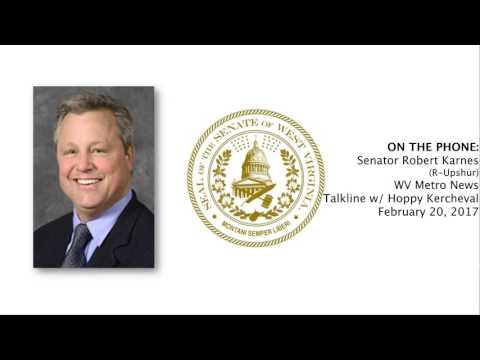 WV Senate - Senator Robert Karnes Discusses Tax Reform