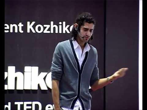 TEDxIIMKozhikode -Gaurav Kapur - Following your passion