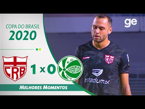 CRB Juventude Goals And Highlights