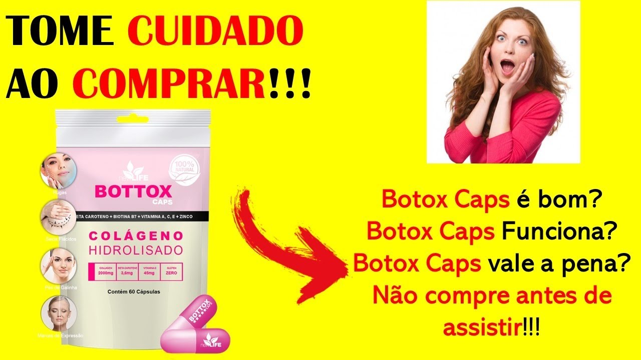 bottox caps bula