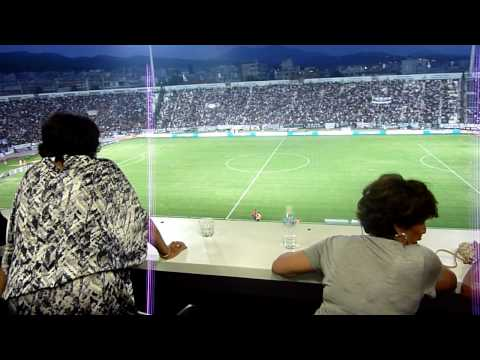 Paok - Ajax In De VIP Box