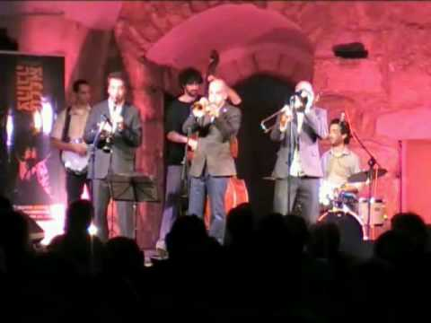 THE CHANT  -  The new orleans function jazz band