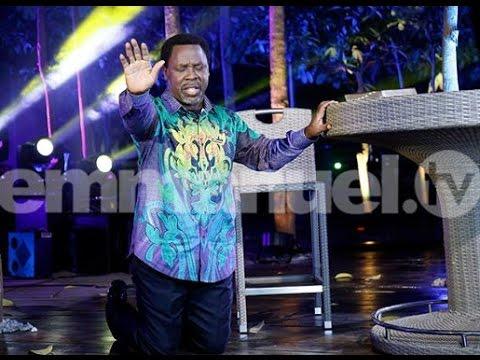 Download Prophet TB Joshua New Year's (2017) Eve Message