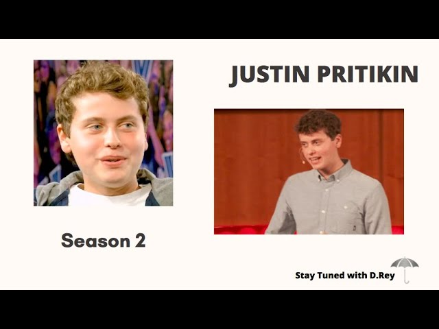 TED TALKER JUSTIN PRITIKIN on Stay Tuned with D.Rey