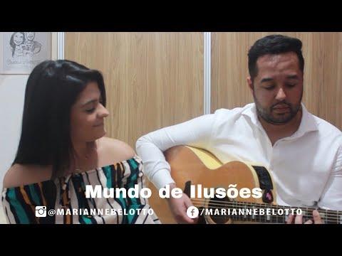 Mundo de ilusões- Gustavo Lima Marianne Belotto cover