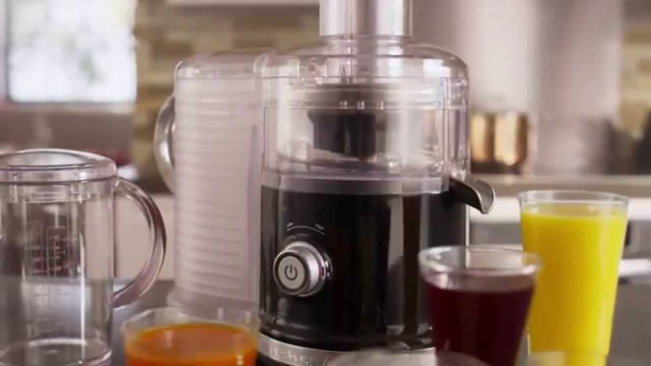 Kitchenaid Juicer Attachments easy clean extraction juicer | kitchenaid - youtube