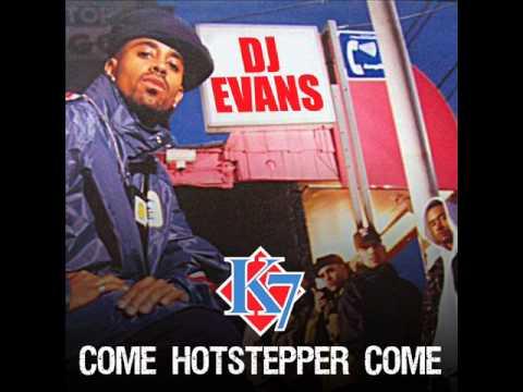 K7 vs Ini Kamoze vs Beastie Boys - Come Hotstepper Come (Dj Evans Mashup)