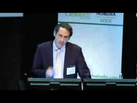 James Wilde, the Carbon Trust, speaks at Investing in Fuel Cells   27 Sept 2012