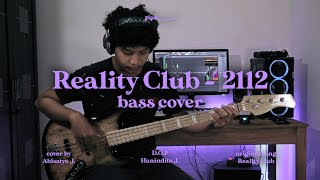 Reality Club - 2112 (Bass Cover)