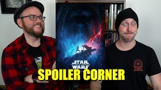 Star Wars: The Rise of Skywalker - Spoiler Corner